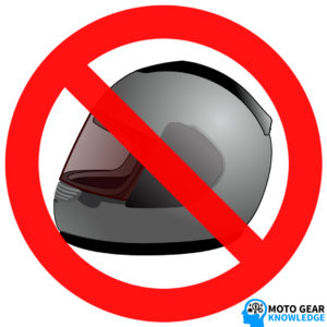 Reasons To Not Wear A Motorcycle Helmet