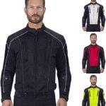 Men's Viking Cycle Mens Mesh Motorcycle Jacket