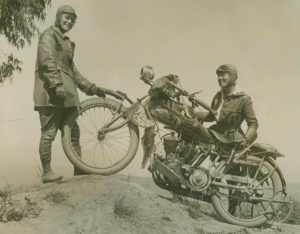 1920s Indian Motorcycle Trip