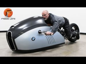 BMW Future Motorcycle Concept