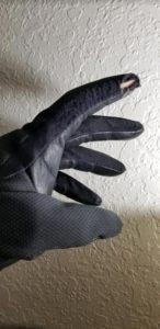 Icon Anthem 2 Stealth Glove Durability