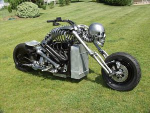 Irondeath Custom Motorcycle