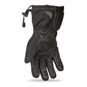 Choosing Motorcycle Gloves - Waterproof Gloves