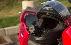 Motorcycle Helmet Camera Add On