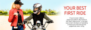 Is It Hard To Ride A Motorcycle? - Motorcycle Safety Foundation