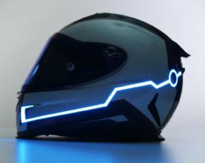Motorcycle Helmet LED Lighting