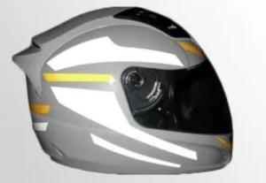 Motorcycle Helmet Reflective Tape