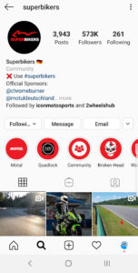Best Motorcycle Instagrams - @superbikers