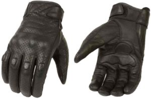 Milwaukee Leather MG7500 Perforated Gloves