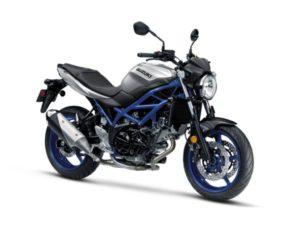 2020 Suzuki SV650N