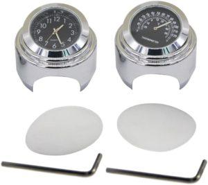 WINOMO Motorcycle Handlebar Clock