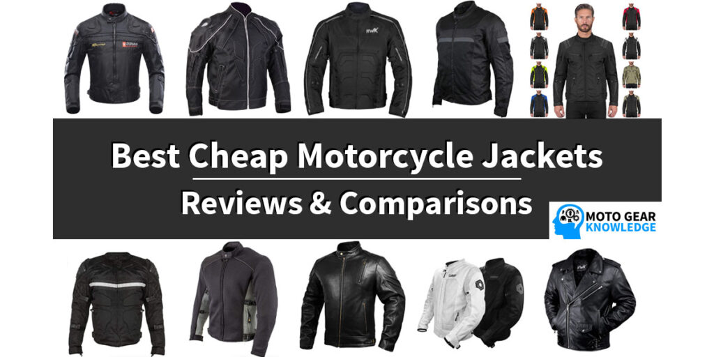 Best Cheap Motorcycle Jackets