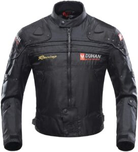 Duhan D-020 Motorcycle Jacket