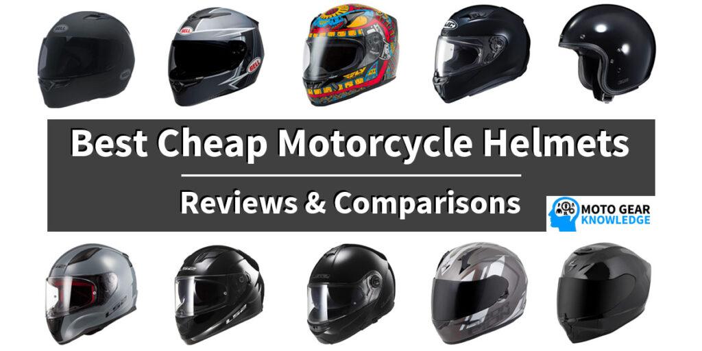 Best Cheap Motorcycle Helmets