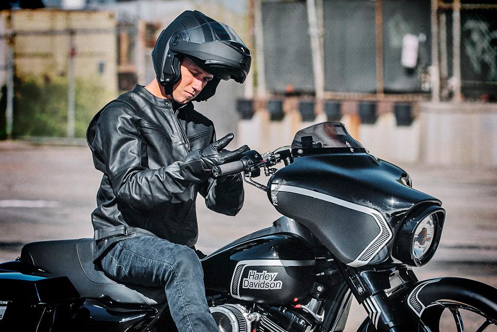 Cruising Riding Gear Style