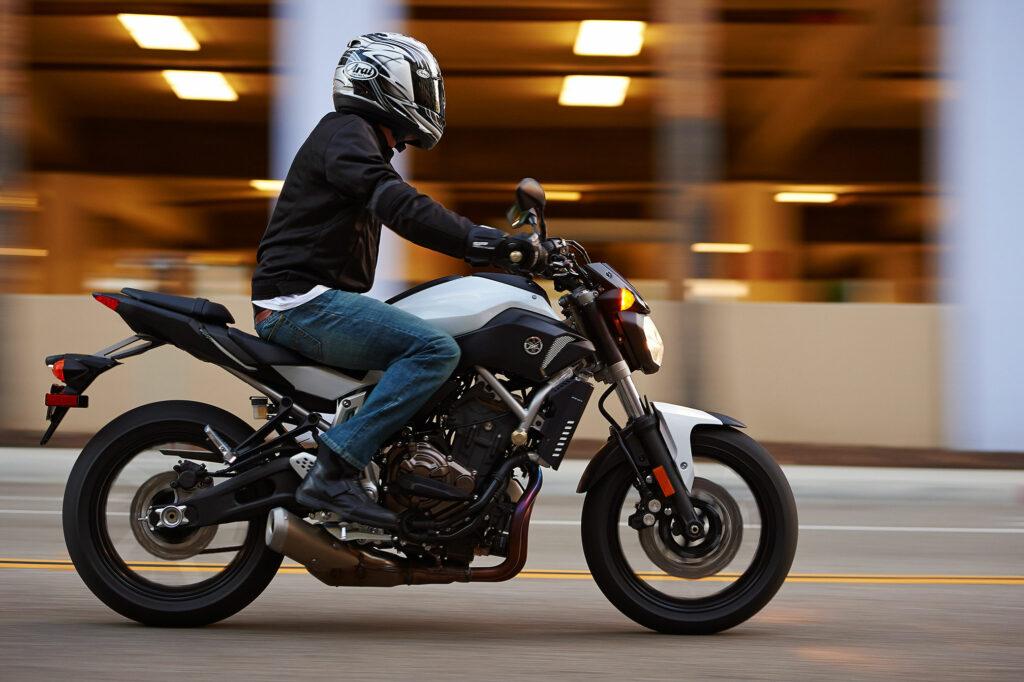 Street Motorcycle Gear Style