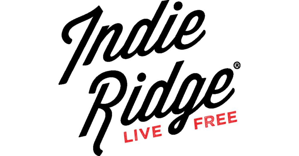 Indie Ridge Live Free Logo