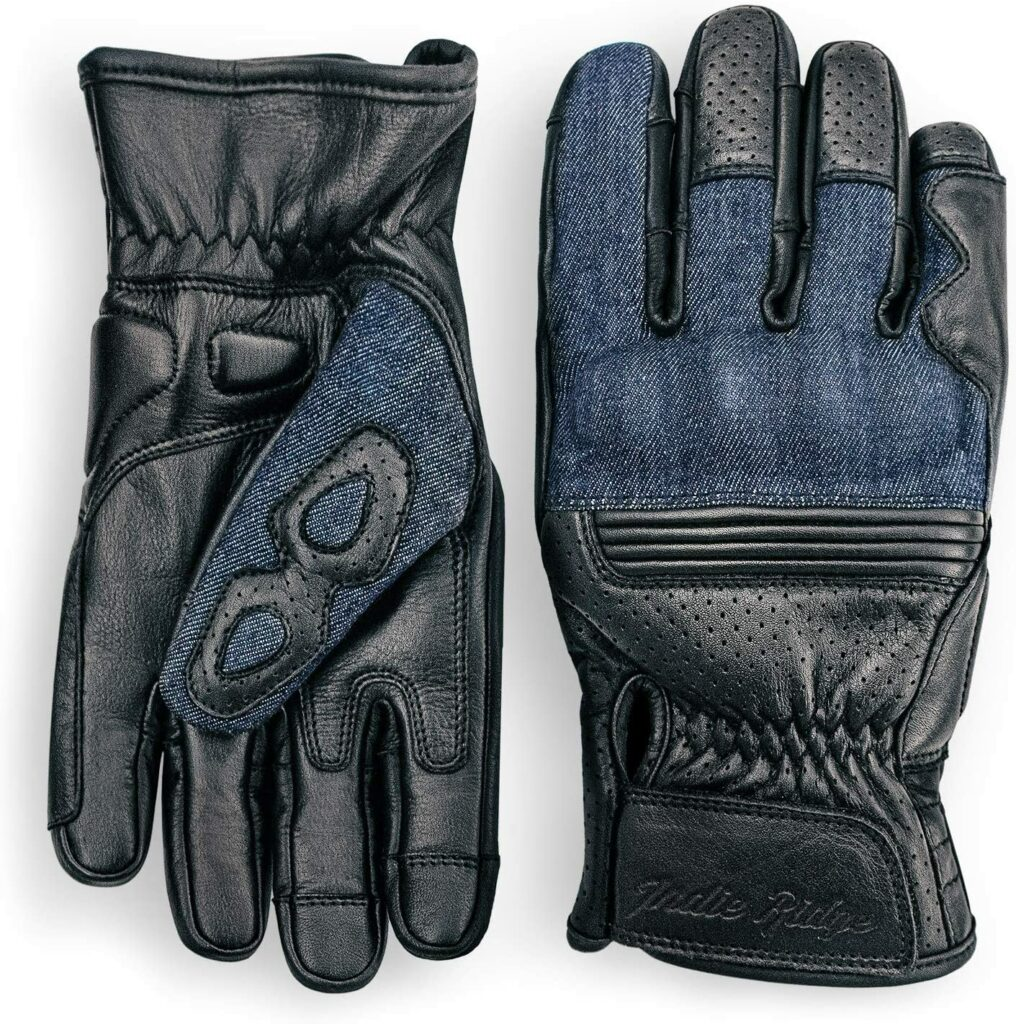 Indie Ridge Motorcycle Gloves - Product Picture