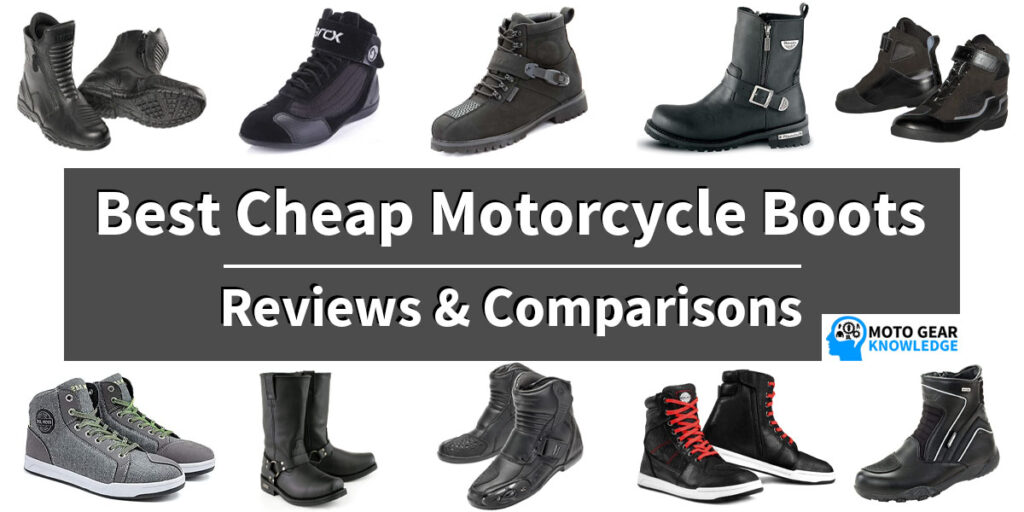 Best Cheap Motorcycle Boots