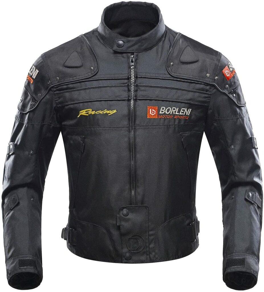 Borleni D-020 Motorcycle Jacket